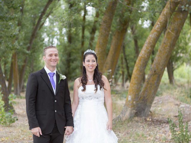 La boda de Alexandra y Javier