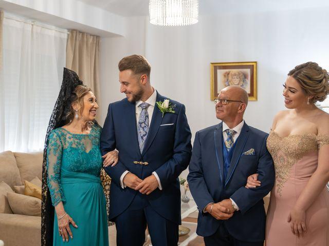 La boda de Juan Diego y Gracia María en Málaga, Málaga 17