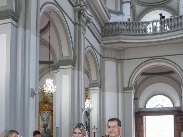 La boda de Juan Diego y Gracia María en Málaga, Málaga 33