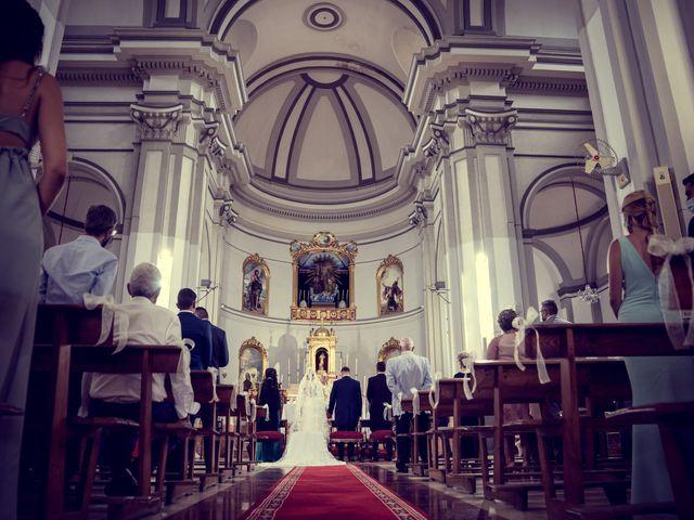 La boda de Juan Diego y Gracia María en Málaga, Málaga 35