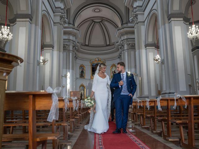 La boda de Juan Diego y Gracia María en Málaga, Málaga 36