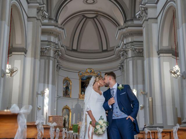 La boda de Juan Diego y Gracia María en Málaga, Málaga 37