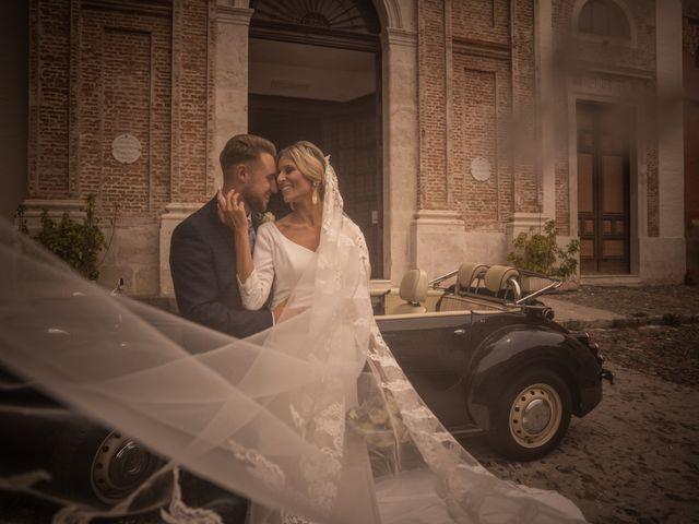 La boda de Juan Diego y Gracia María en Málaga, Málaga 41