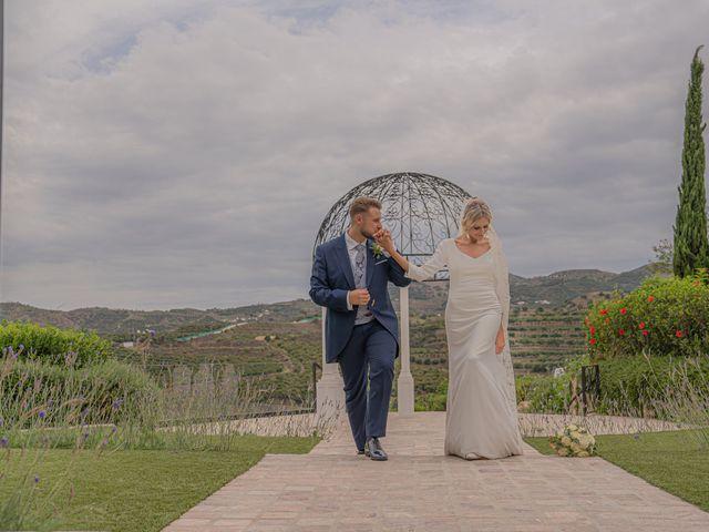 La boda de Juan Diego y Gracia María en Málaga, Málaga 48