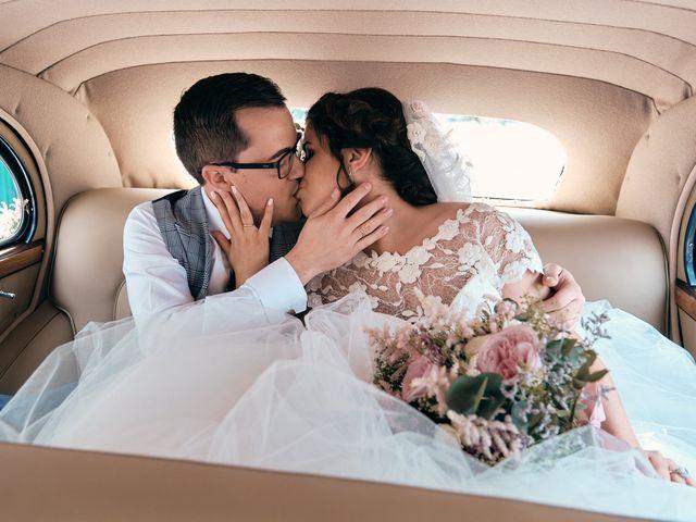 La boda de Dario y Melani en La Manjoya, Asturias 15
