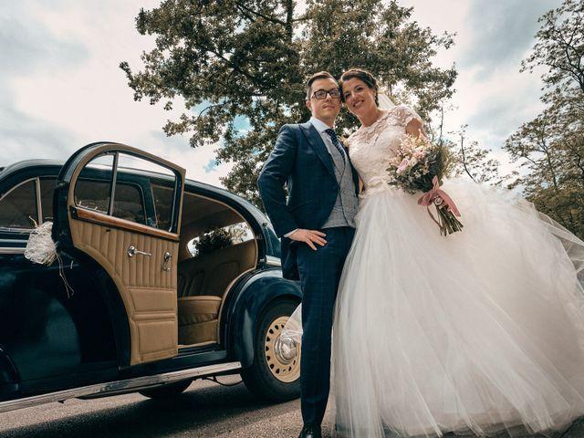 La boda de Dario y Melani en La Manjoya, Asturias 17