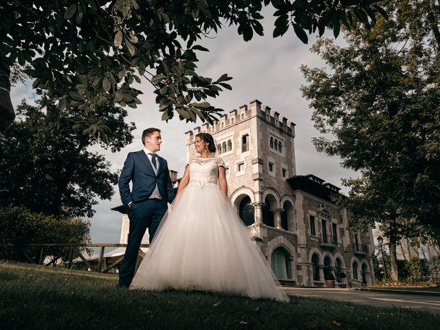 La boda de Dario y Melani en La Manjoya, Asturias 23