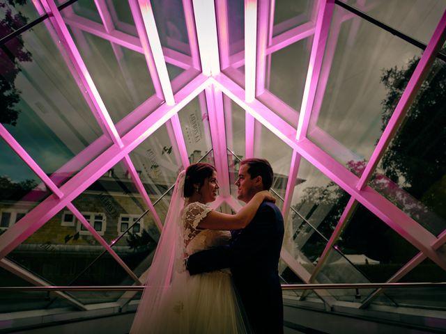 La boda de Dario y Melani en La Manjoya, Asturias 25