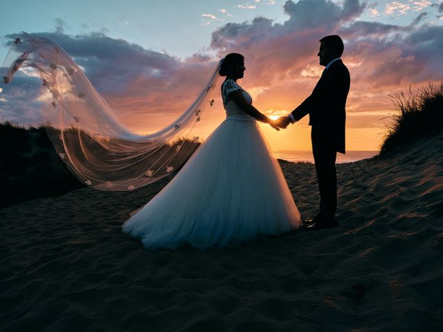 La boda de Dario y Melani en La Manjoya, Asturias 31