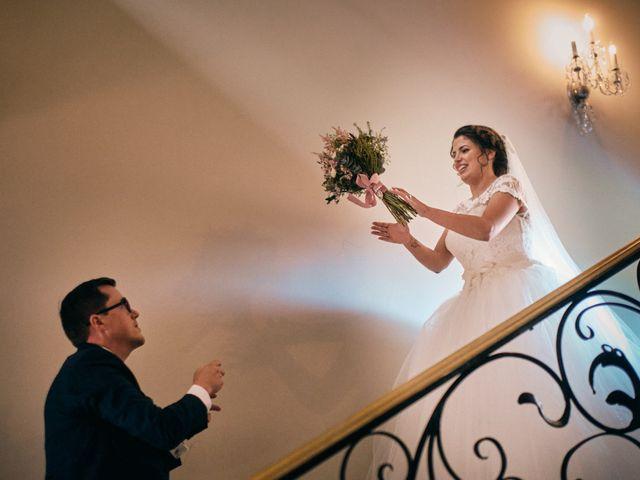 La boda de Dario y Melani en La Manjoya, Asturias 33