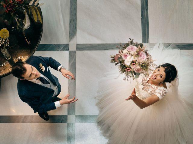 La boda de Dario y Melani en La Manjoya, Asturias 38