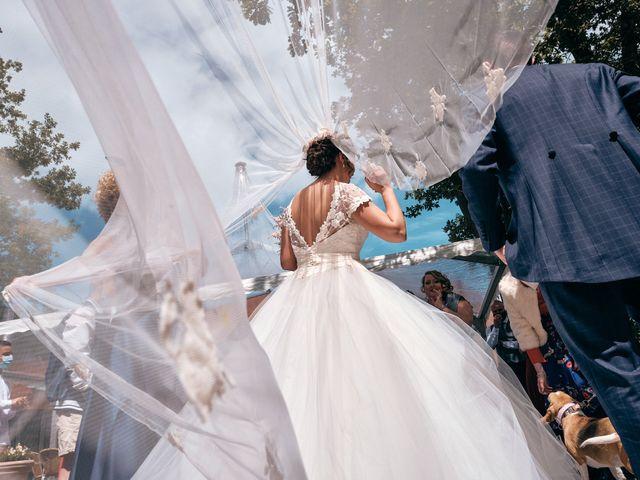 La boda de Dario y Melani en La Manjoya, Asturias 42