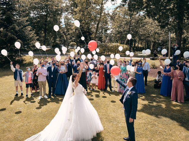 La boda de Dario y Melani en La Manjoya, Asturias 43