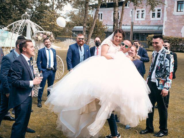 La boda de Dario y Melani en La Manjoya, Asturias 45