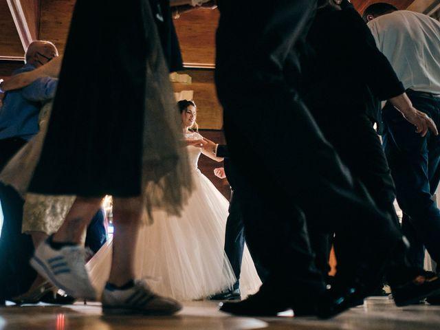 La boda de Dario y Melani en La Manjoya, Asturias 61