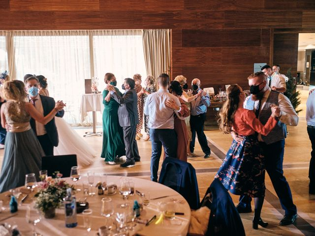 La boda de Dario y Melani en La Manjoya, Asturias 62