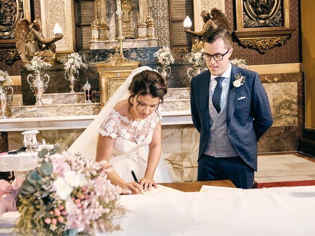 La boda de Dario y Melani en La Manjoya, Asturias 67