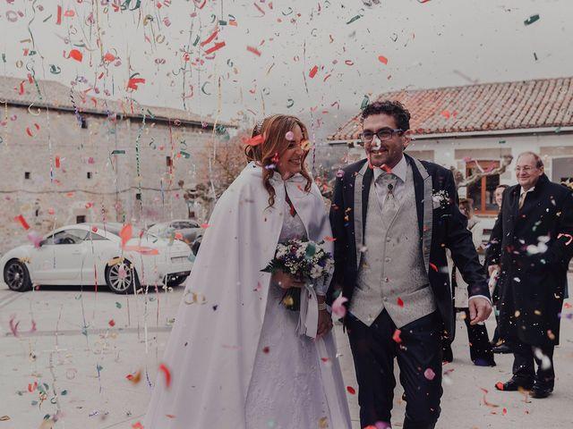 La boda de Ahinoa y Miguel