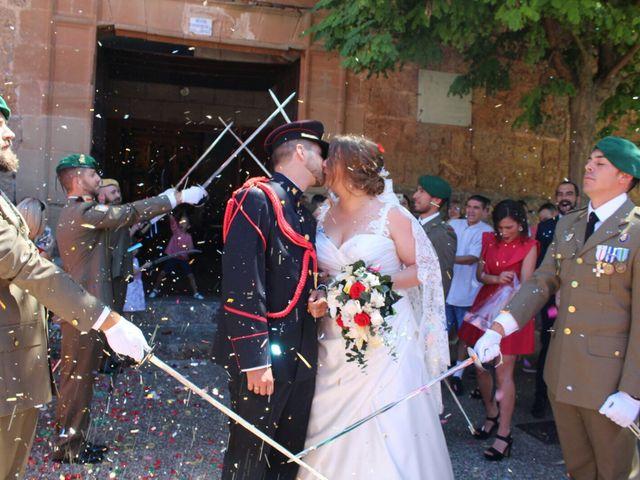 La boda de Tony y Minerva en Clavijo, La Rioja 1