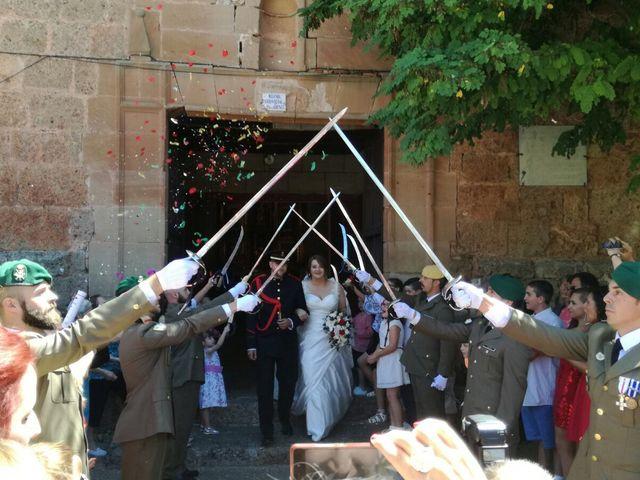 La boda de Tony y Minerva en Clavijo, La Rioja 2