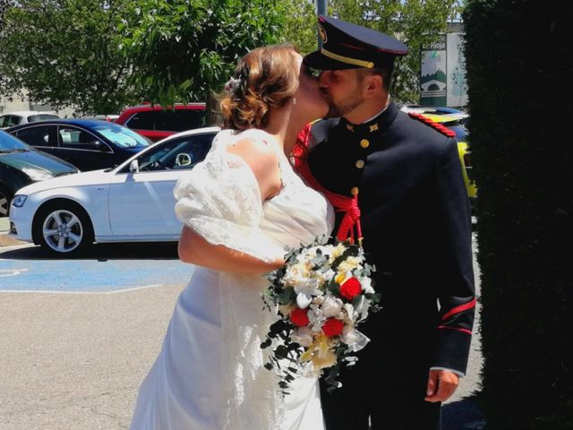 La boda de Tony y Minerva en Clavijo, La Rioja 5