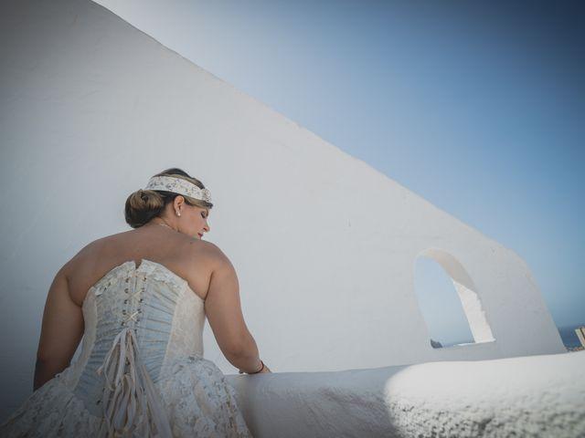La boda de Fran y Juli en Adeje, Santa Cruz de Tenerife 10