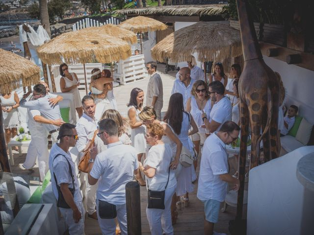 La boda de Fran y Juli en Adeje, Santa Cruz de Tenerife 12
