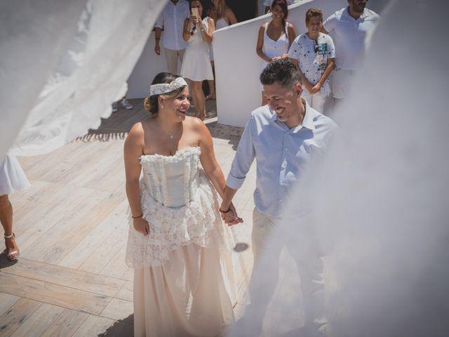 La boda de Juli y Fran