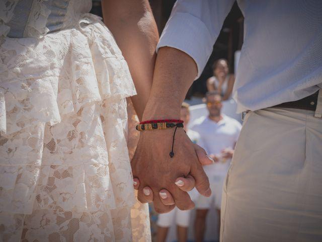 La boda de Fran y Juli en Adeje, Santa Cruz de Tenerife 14