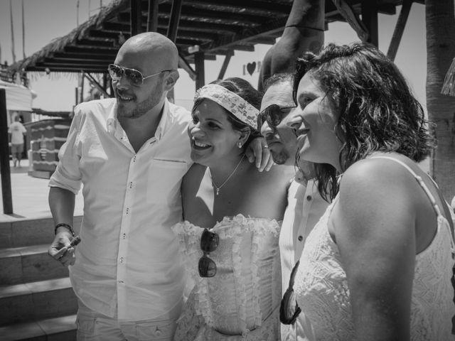 La boda de Fran y Juli en Adeje, Santa Cruz de Tenerife 16