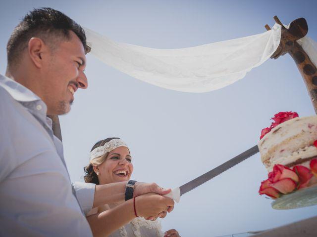 La boda de Fran y Juli en Adeje, Santa Cruz de Tenerife 18
