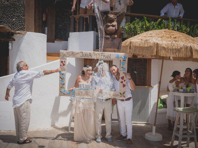 La boda de Fran y Juli en Adeje, Santa Cruz de Tenerife 19