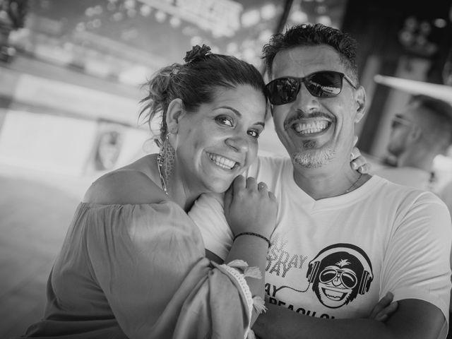 La boda de Fran y Juli en Adeje, Santa Cruz de Tenerife 22