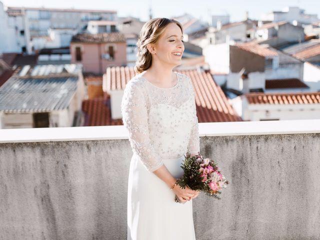 La boda de Rufo y Carol en Cáceres, Cáceres 4
