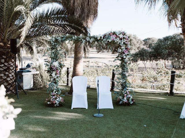 La boda de Rufo y Carol en Cáceres, Cáceres 5