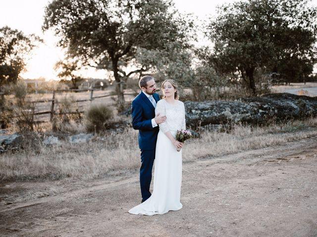 La boda de Rufo y Carol en Cáceres, Cáceres 21