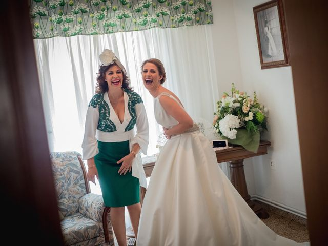 La boda de Fran y Marta en Castelló/castellón De La Plana, Castellón 9