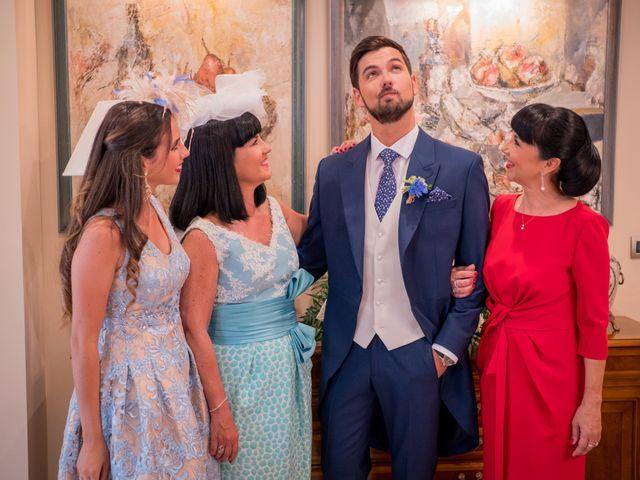 La boda de Fran y Marta en Castelló/castellón De La Plana, Castellón 6