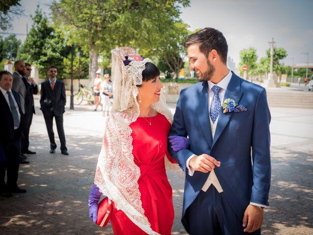 La boda de Fran y Marta en Castelló/castellón De La Plana, Castellón 14