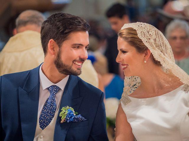 La boda de Fran y Marta en Castelló/castellón De La Plana, Castellón 16