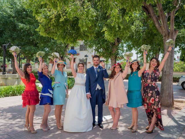 La boda de Fran y Marta en Castelló/castellón De La Plana, Castellón 20
