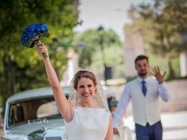 La boda de Fran y Marta en Castelló/castellón De La Plana, Castellón 22