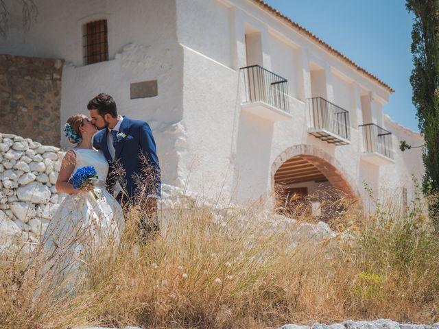 La boda de Fran y Marta en Castelló/castellón De La Plana, Castellón 24