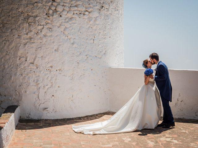 La boda de Fran y Marta en Castelló/castellón De La Plana, Castellón 25