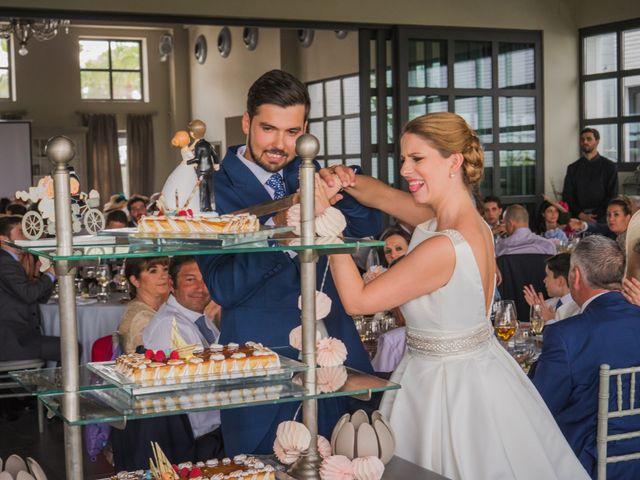 La boda de Fran y Marta en Castelló/castellón De La Plana, Castellón 31