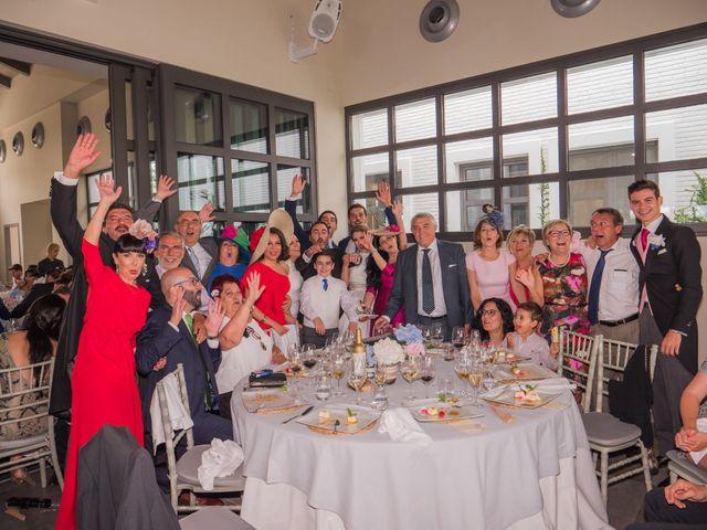 La boda de Fran y Marta en Castelló/castellón De La Plana, Castellón 32