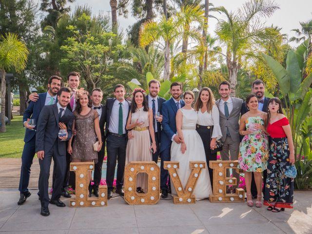 La boda de Fran y Marta en Castelló/castellón De La Plana, Castellón 35