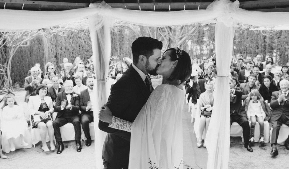 la boda de mark y marta en llinars del valles, barcelona - bodas