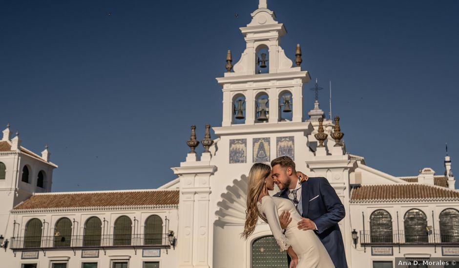 La boda de Juan Diego y Gracia María en Málaga, Málaga