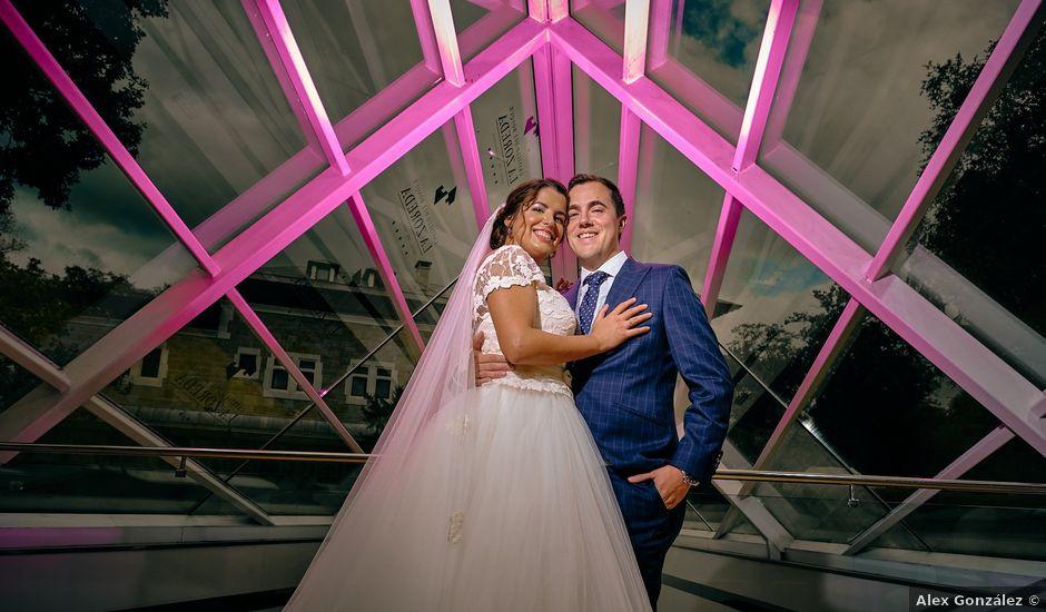La boda de Dario y Melani en La Manjoya, Asturias